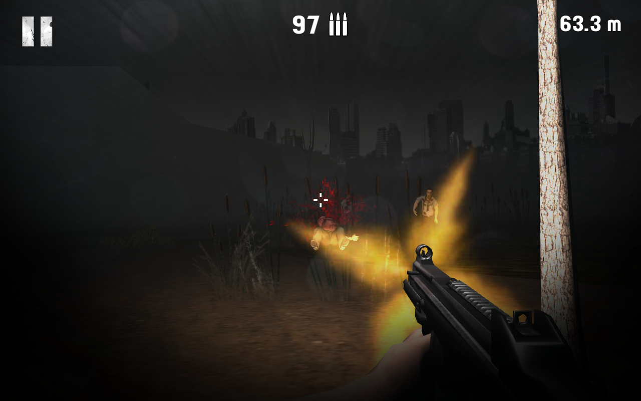 Dead Land : Zombies- screenshot