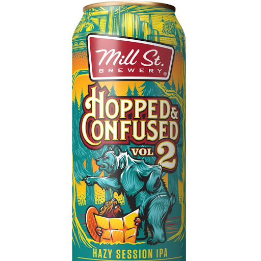 Hopped & Confused vol2 IPA (tall can)