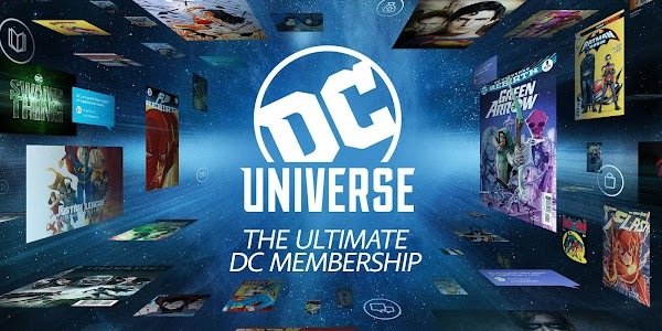 DC Universe - Android TV 1.16 (116) (Arm64-v8a + Armeabi-v7a + mips + x86 + x86_64)