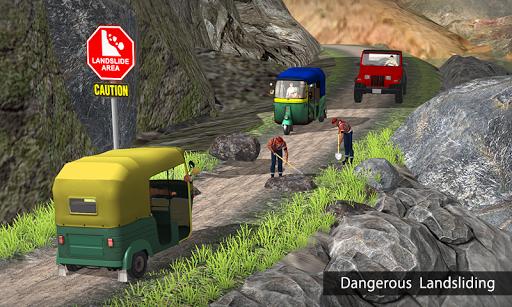 Off Road Tuk Tuk Auto Rickshaw screenshots 2