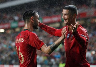 CR100: Ronaldo célébrera son centenaire contre la France