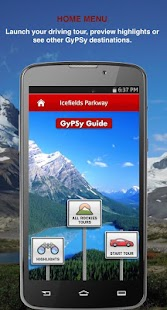 Icefields Parkway GyPSy Tour- screenshot thumbnail