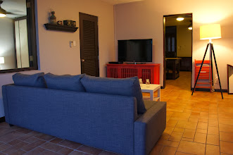 Photo: Living room and view of Kitchen