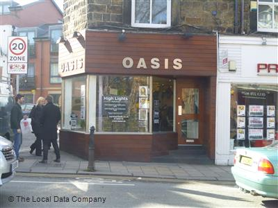 Oasis Hair Salon Leeds Headingley