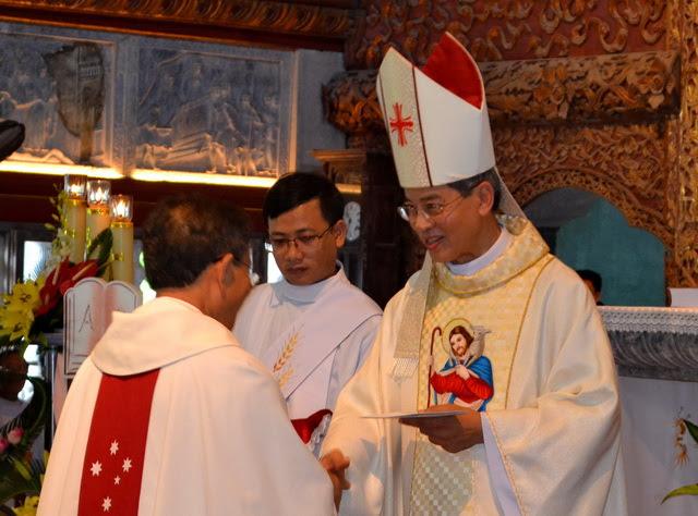 Thánh lễ Truyền chức linh mục giáo phận Phát Diệm 2017 - Ảnh minh hoạ 12