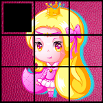Princess Slide Puzzle : Puzzle Princess for kids Icon
