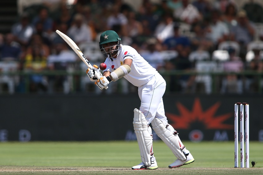 Pakistan overhaul test squad for South Africa series