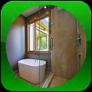 Designové nápady sprchový kout - náhled