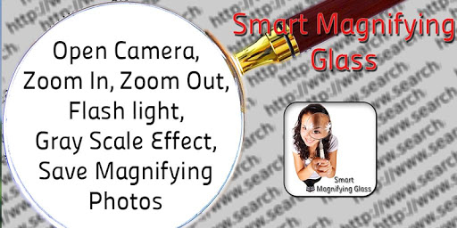 Smart Magnifying Glass