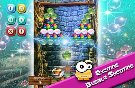 Bubble Shooter World screenshot 0