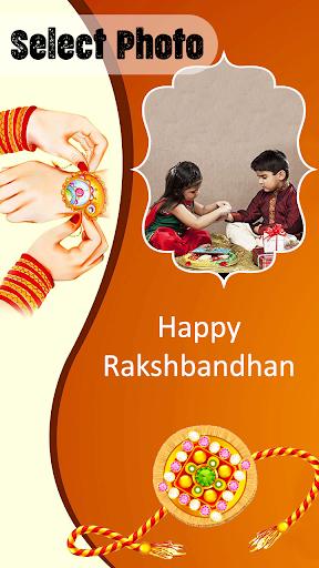 Rakhi PHOTO Frame Editor- Rakshabandhan Frame 2018 2.0 screenshots 2