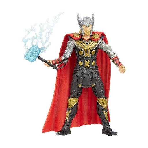 God Superhero Toy Collection