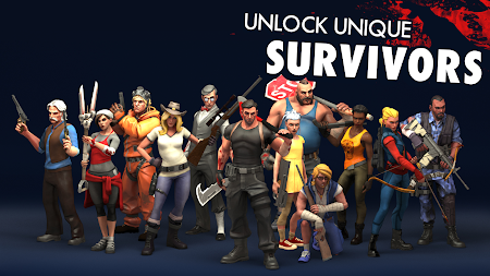 Zombie Anarchy: Survival Strategy Game APK screenshot thumbnail 5