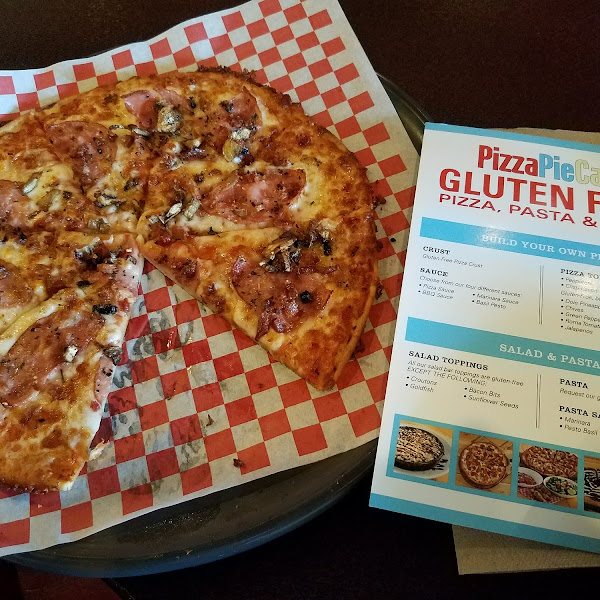 Photo from Pizza Pie Cafe