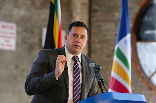 Don't let also-rans split support for DA' Steenhuisen begs voters