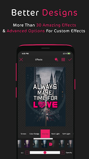 Postershop - Typography Designer & Text On Photo Apk 1