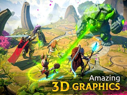 Age of Magic Mod Apk [GOD MODE + MENU MOD] 1.24.1 10