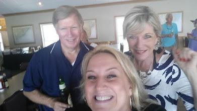 Photo: Friends from Beaufort Shag Club at Edisto Beach, SC