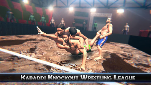 Real Kabaddi Fighting 2019: New Sports Game screenshots 11