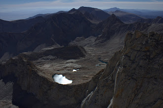 Photo: From the Mount Whitney summit, south