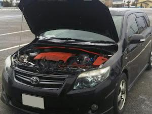 カローラフィールダー NZE141G 1.5X'GEDITION 21年車 後期のカスタム事例画像 hiroさんの2019年12月03日13:10の投稿