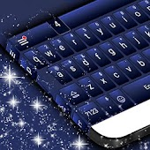 Midnight Blue Keyboard