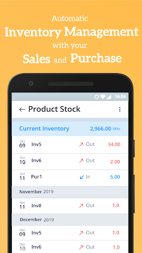 Simple Invoice Manager - Invoice Estimate Receipt 1.10.88 Screenshots 22
