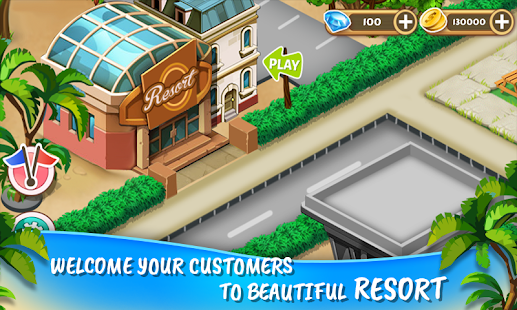 Resort Island Tycoon- screenshot thumbnail