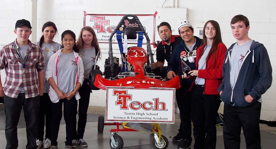 T-Tech Team at UC Irvine Energy Invitational