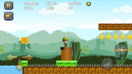Amazing World of Commando screenshot 11