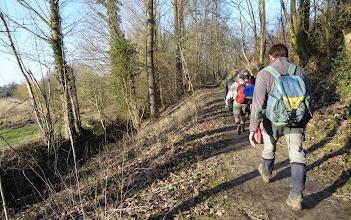 Photo: Langs de Molendaalbeek terug naar Bierbeek.