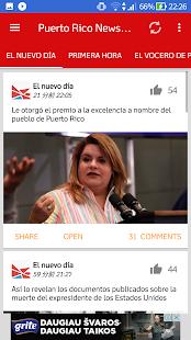 Puerto Rico News and Radio - náhled