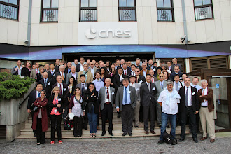 Photo: Participants of 3rd European Workshop on Space Debris Modelling and Remediation, CNES Headquarters, 2 place Maurice Quentin, Paris, France