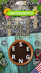 Garden of Words - Word game APK screenshot thumbnail 4