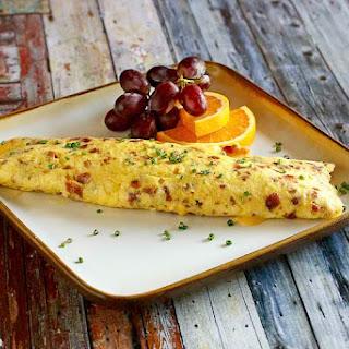 IHOP Bacon Temptation Omelet.