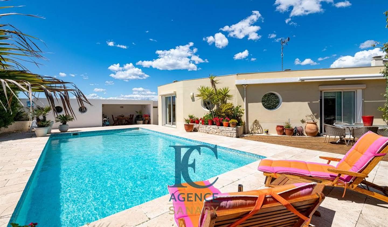 Maison avec piscine en bord de mer Six-Fours-les-Plages