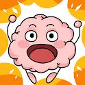 Brain Idea – Tricky riddles icon