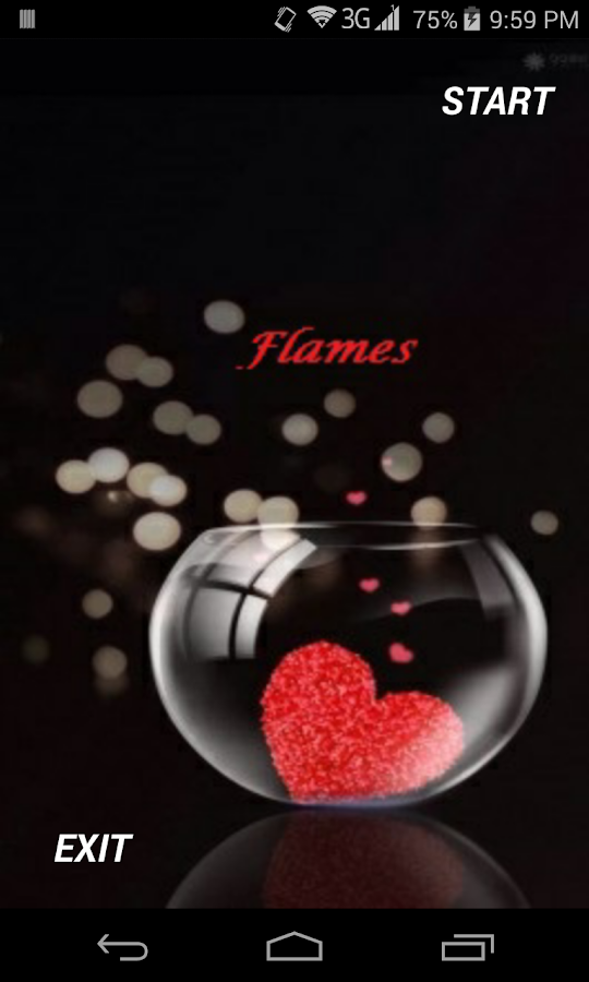 Flames- screenshot