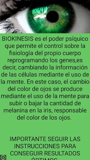 玩免費遊戲APP|下載Ojos Verdes Biokinesis app不用錢|硬是要APP