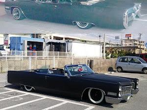 デビル  1966 cadillac devill convertibleのカスタム事例画像 カウパー野郎🍌💦さんの2020年02月17日16:46の投稿