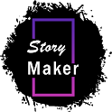 Story Maker, Story Editor, Story Template & Art icon