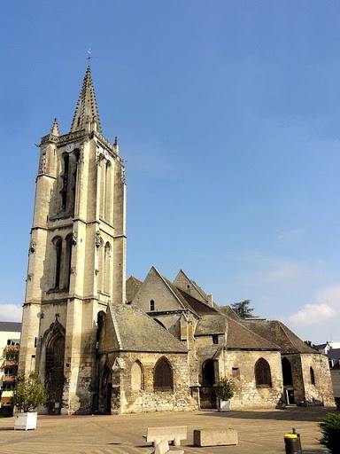 photo de eglise Saint-Médard