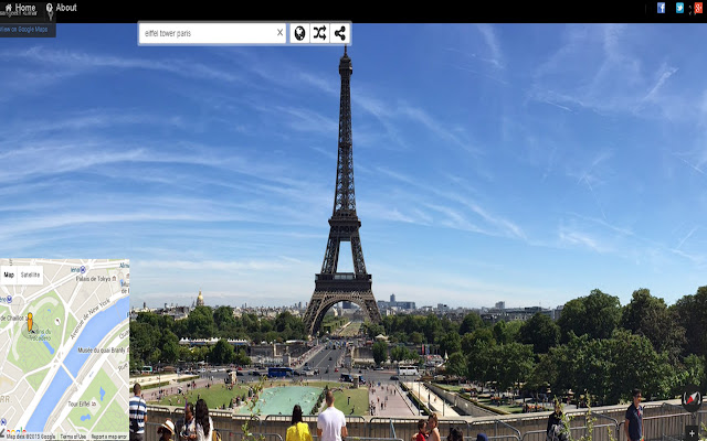 Live Street View