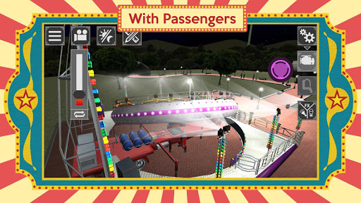 Tagada Simulator: Funfair amusement park - screenshot