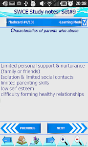 SWCE Social Work Clinical Exam screenshot 4