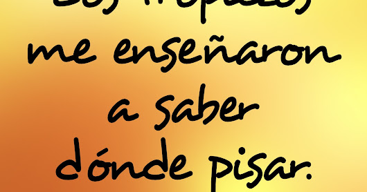 Frases buenas