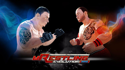 Wrestling Games - 2K18 Revolution : Fighting Games
