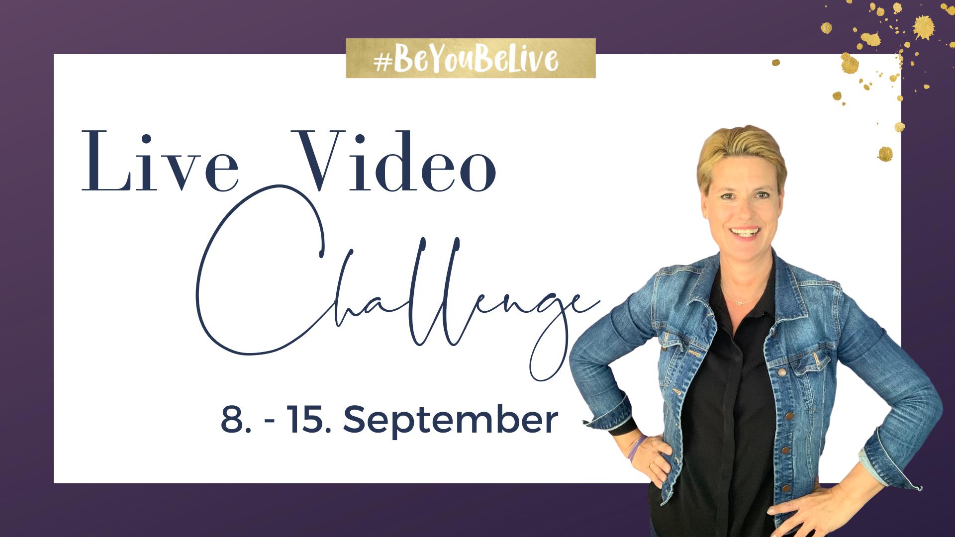 Live Video Challenge