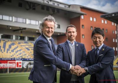 Après Saint-Trond, un autre club de Pro League sous pavillon japonais ?
