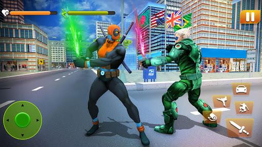 Superhero Crime City - Captain Dead Sword Pool 1.0 de.gamequotes.net 3